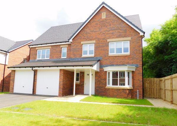 Thumbnail Detached house for sale in Maude Park, Kirkliston