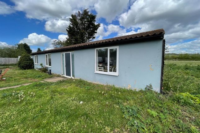 Thumbnail Bungalow for sale in Conifers, Low Hill Road, Roydon, Harlow