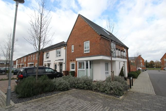 Thumbnail Terraced house for sale in Virginia Road, Crayford, Dartford