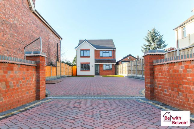Thumbnail Detached house for sale in Rugeley Road, Chase Terrace, Burntwood
