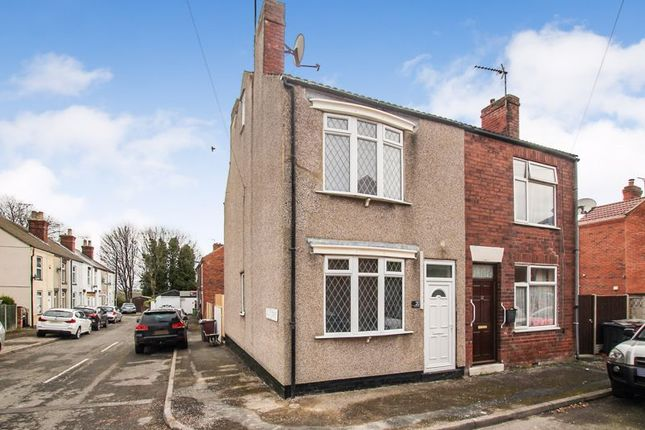 2 bed semi-detached house for sale in Stollard Street, Clay Cross, Chesterfield S45