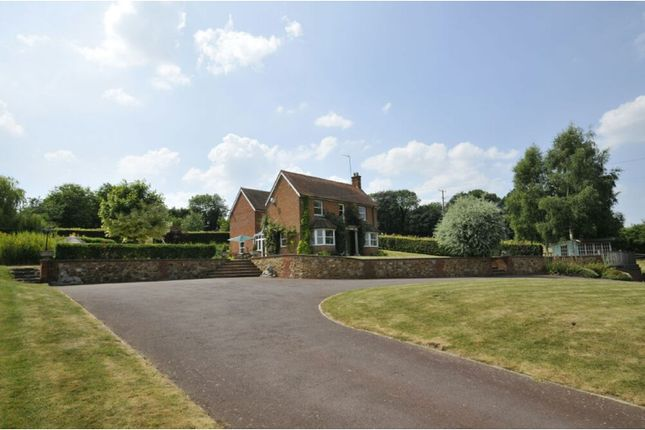 Detached house for sale in Newbury Road, Great Shefford