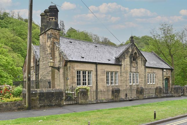 Semi-detached house for sale in Derby Road, Matlock Bath, Matlock