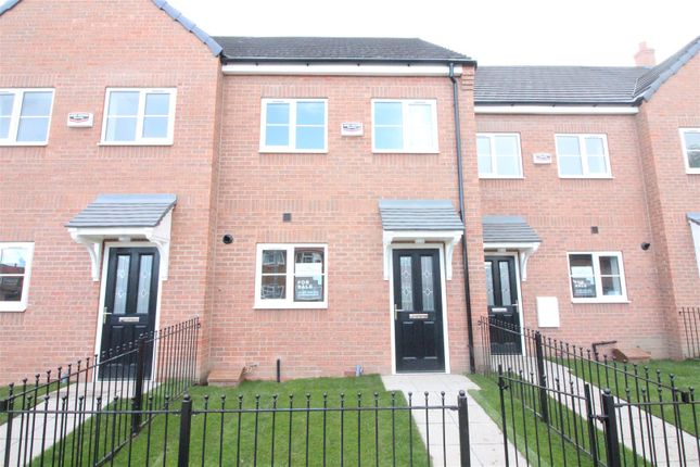 Thumbnail Terraced house to rent in Bishop Alcock Road, Hull