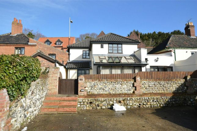 Thumbnail Detached house for sale in Yarmouth Road, Thorpe St Andrew, Norwich