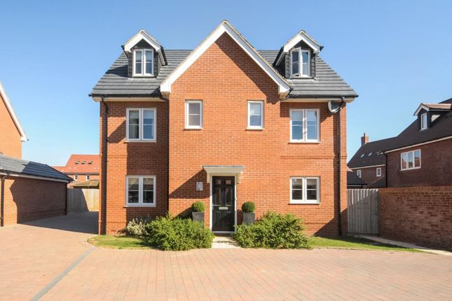 Thumbnail Detached house to rent in Morgan Drive, Aylesbury
