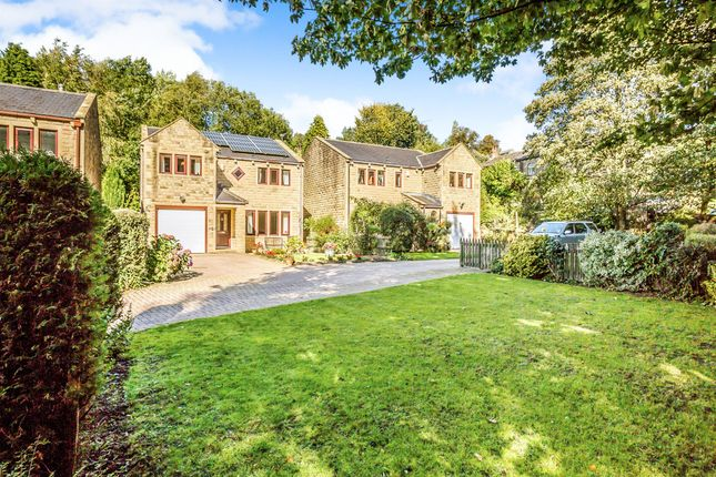 Thumbnail Detached house for sale in Bairstow Court, Bairstow Lane, Sowerby Bridge