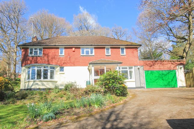 Thumbnail Detached house for sale in Furzefield Chase, Dormans Park, East Grinstead, West Sussex