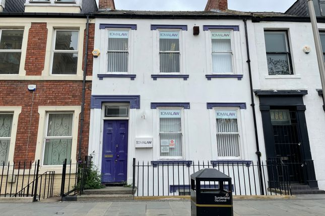 Thumbnail Office for sale in 15 Norfolk Street, Sunderland