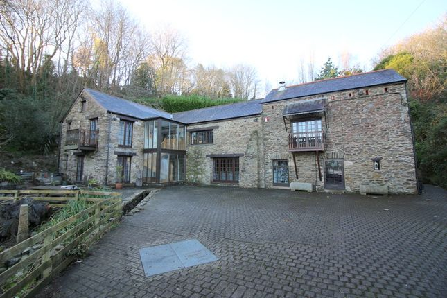 6 bedroom barn conversion for sale in Landrake, Saltash