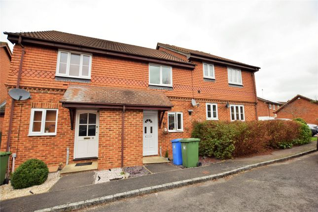 Thumbnail Terraced house to rent in Lincolnshire Gardens, Warfield, Bracknell, Berkshire