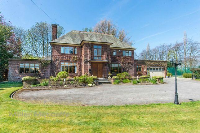 Thumbnail Detached house for sale in Mustard Lane, Croft, Warrington