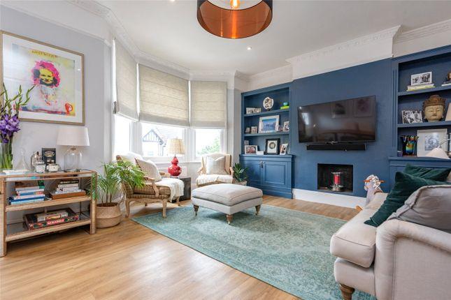 3 bed flat for sale in Okehampton Road, London NW10