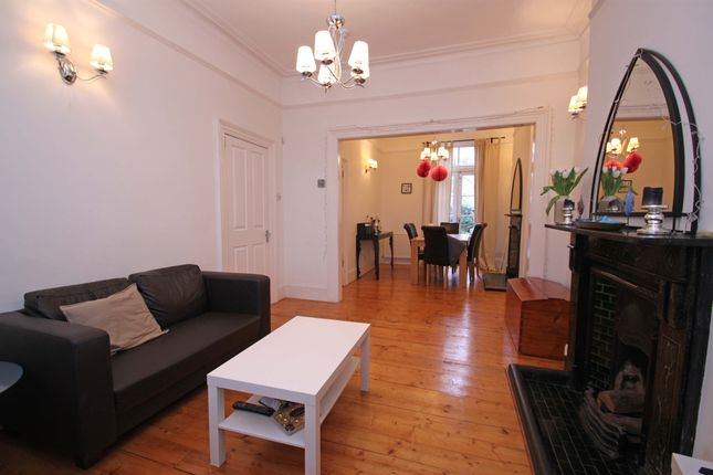 Thumbnail Terraced house to rent in Plimsoll Road, Finsbury Park