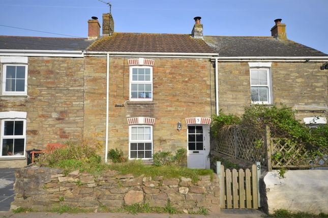 Thumbnail Terraced house for sale in Goonbell, St Agnes, Cornwall