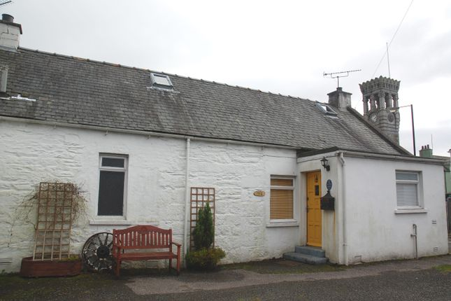 Thumbnail Cottage for sale in Marvic Cottage, 1 Old Posting Stables, Gatehouse Of Fleet