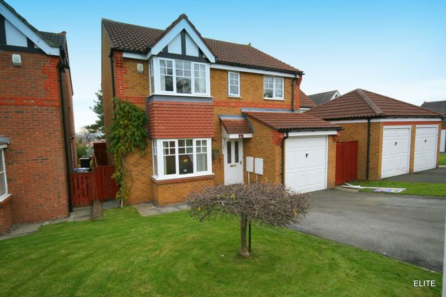 4 bed detached house for sale in High Croft, Brandon, Durham