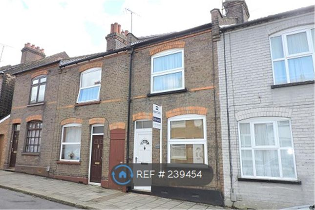Thumbnail Terraced house to rent in Ridgway Road, Luton