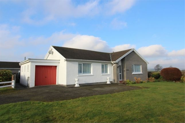 Thumbnail Detached bungalow for sale in 20 Rhydyfawnog, Tregaron, Ceredigion