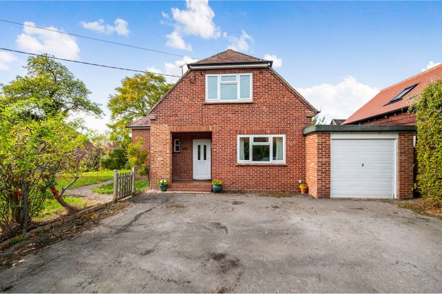 Thumbnail Detached house to rent in Kingstone Winslow, Swindon