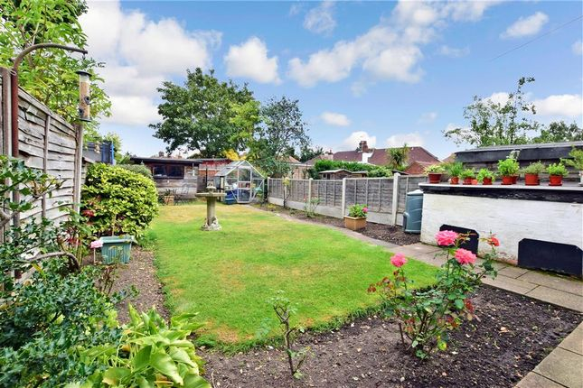 Rear Garden of Hamilton Avenue, Ilford, Essex IG6