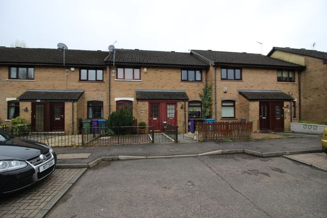 Thumbnail Terraced house for sale in Craigieburn Gardens, Glasgow