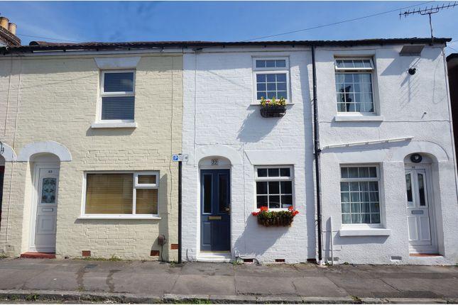 Thumbnail Terraced house for sale in Methuen Street, Southampton