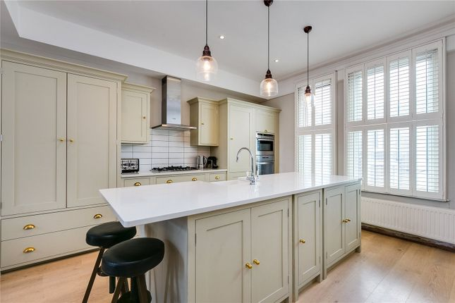 Thumbnail Flat for sale in Dawes Road, London