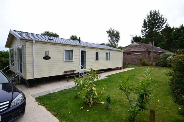 Thumbnail Property for sale in West View, Far Grange Park, Skipsea, Est Yorkshire