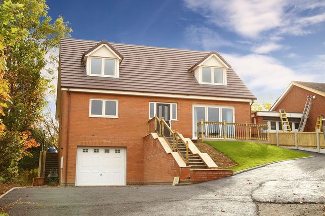 Thumbnail Detached house for sale in New Build Haygate Road, Wellington, Telford