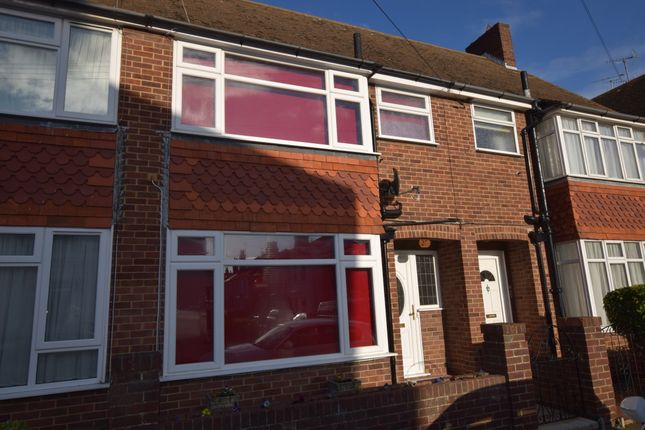 3 bed terraced house for sale in Hyde Road, Eastbourne