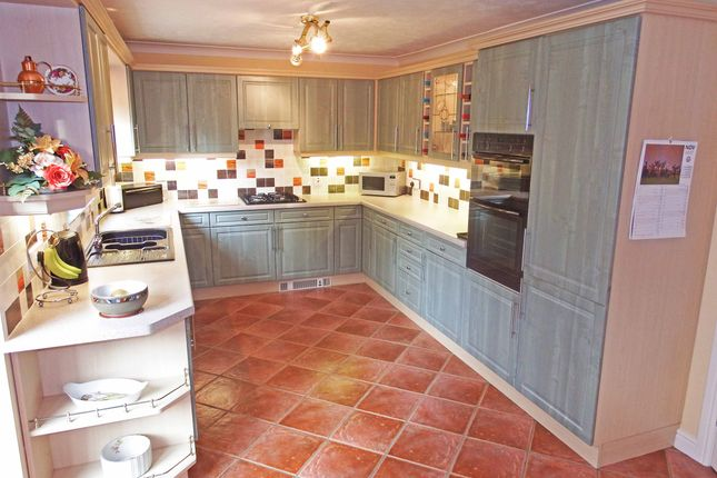 Thumbnail Detached bungalow for sale in Cottage Gardens Close, Hathern, Loughborough