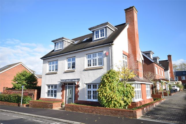 Thumbnail Detached house for sale in Tinding Drive, Cheswick Village, Bristol