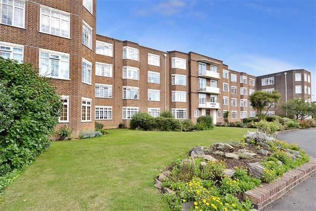 Thumbnail Flat for sale in Downview Court, Boundary Road, Worthing, West Sussex