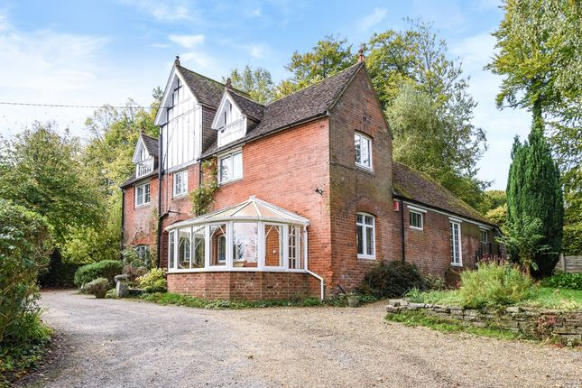 Thumbnail Detached house to rent in Sleepers Hill, Winchester
