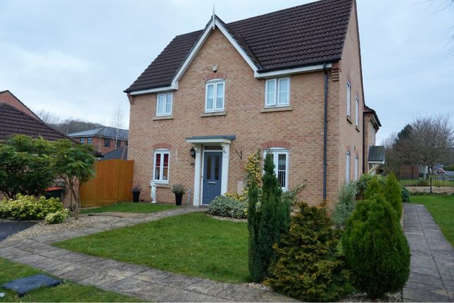 Thumbnail Detached house for sale in Langstone, Newport