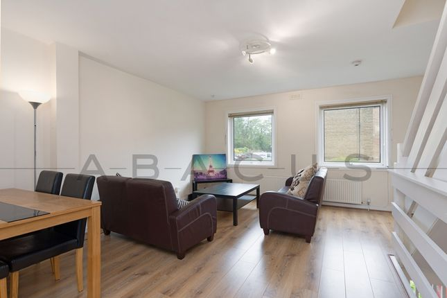 Thumbnail Terraced house to rent in Parsifal Road, West Hampstead