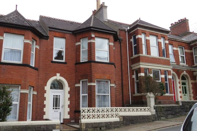 Thumbnail Terraced house for sale in Beechwood Avenue, Mutley, Plymouth