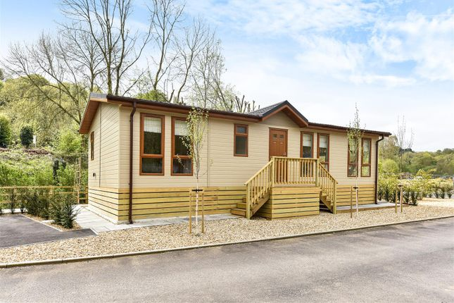 Thumbnail Mobile/park home for sale in Alsop Lane, Merebrook Park, Whatstandwell