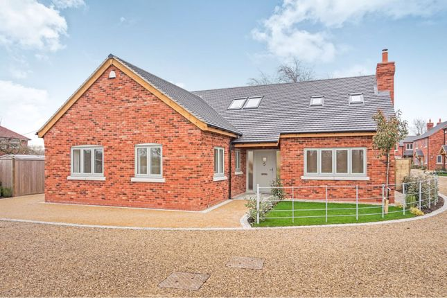 Thumbnail Detached bungalow for sale in 1 Caulkley View, Hartshorne