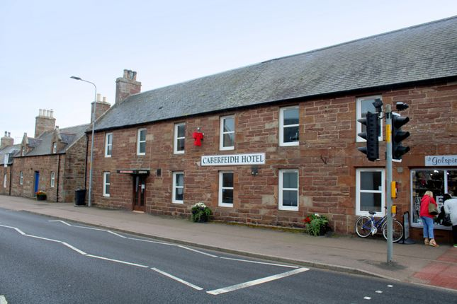 Thumbnail Hotel/guest house for sale in The Caberfeidh Hotel / Development Opportunity, Golspie, Sutherland