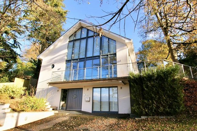 Thumbnail Detached house for sale in Brook Lane, Corfe Mullen, Wimborne