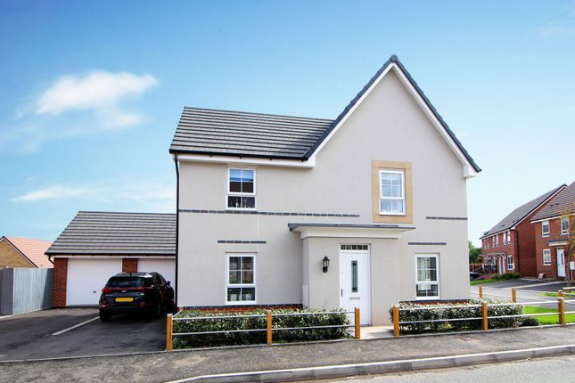 New Build Homes Rugeley