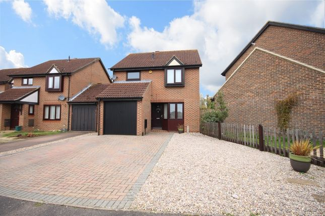 Thumbnail Detached house for sale in Ballard Chase, Abingdon