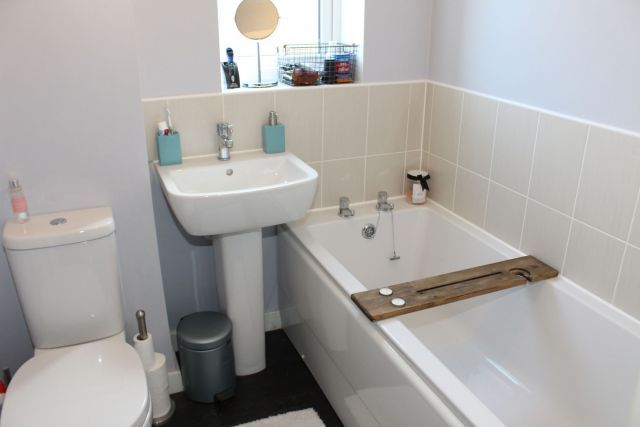 Bathroom of Dunkley Way, Harlestone Manor, Northampton NN5