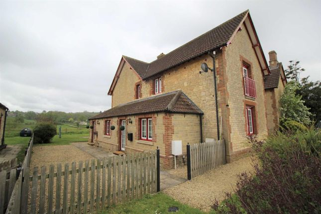 Thumbnail Semi-detached house to rent in The Swallows, Stanley, Chippenham
