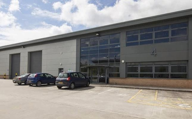 Light industrial to let in Unit 6A, Shortwood Business Park, Barnsley