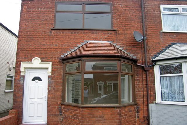 Thumbnail End terrace house to rent in Seaton Road, Hessle, Hull