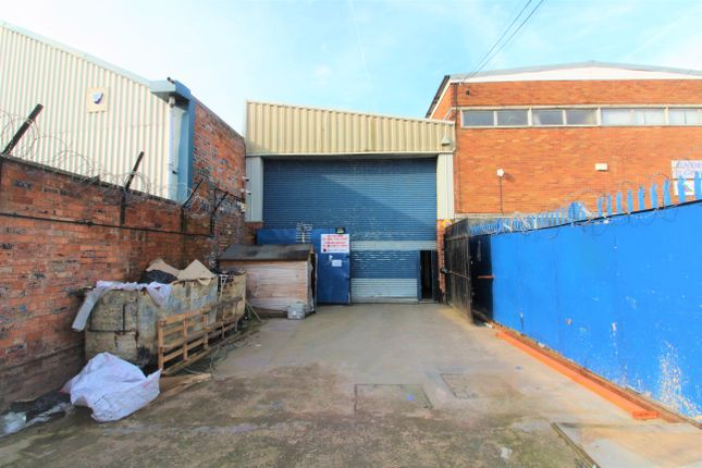 Thumbnail Industrial for sale in Plume Street, Birmingham