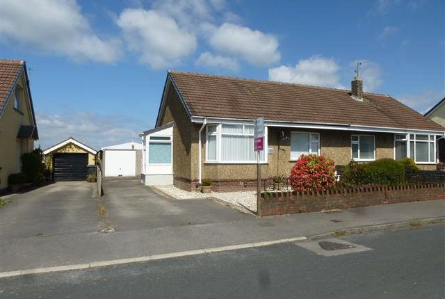 Thumbnail Semi-detached bungalow for sale in Glenmere Mount, Yeadon, Leeds